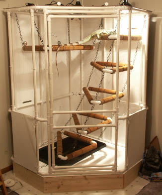 Furniture Home Design on Make Own Reptile Cage Habitat   The Plastic Spork Blog